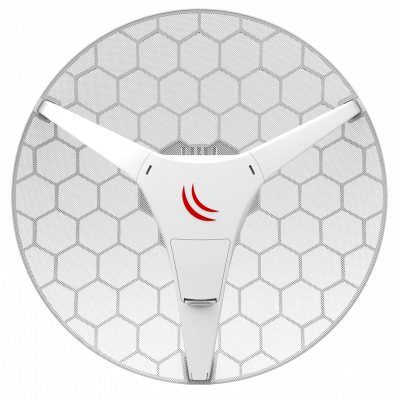 MikroTik Wireless Wire Dish 2 Gb//s aggregate link up to 1500m RBLHGG-60ad kit