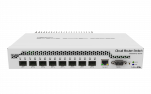 Mikrotik CRS309-1G-8S+IN Cloud Router Switch-CRS309-1G-8S+IN