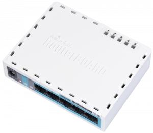 MikroTik RB250GS Switch Drivers for Windows Download