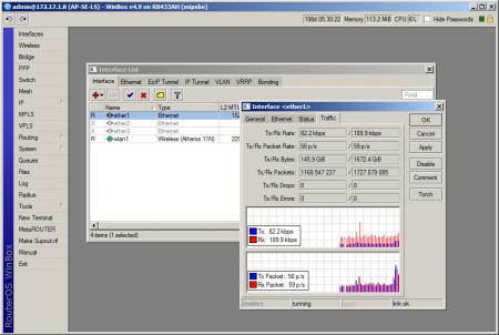 Mikrotik Cloud Hostet Router (CHR)