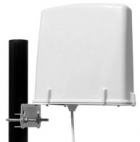 14dBi GigaWan Outdoor Antenna with Enclosure 2.4GHz and Routerboard RB411+R52