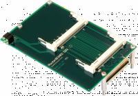 MikroTik RB502 Erweiterungsboard