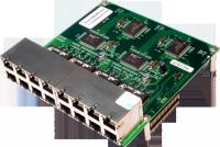 MikroTik RB816 Erweiterungsboard