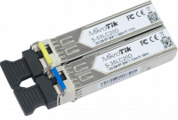 MikroTik S-35/53LC20D, Pair SFP Modul, single mode