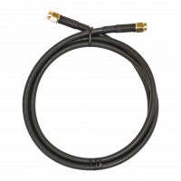 SMA male to SMA male cable 1m