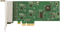 MikroTik RB44Ge Ethernet Interface Card